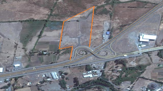 Terreno Industrial en Venta -1 , Chillán, Ñuble